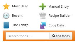 7 Food Entry Tools